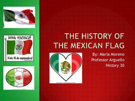 what are the colors of the mexican flag the history of the mexican flag