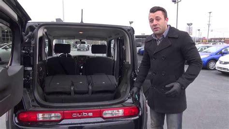 nissan cube interior backseat 2013 nissan cube