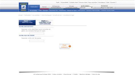 Banc Postal Fr by Alerte Phishing Visant La Banque Postale En Cours