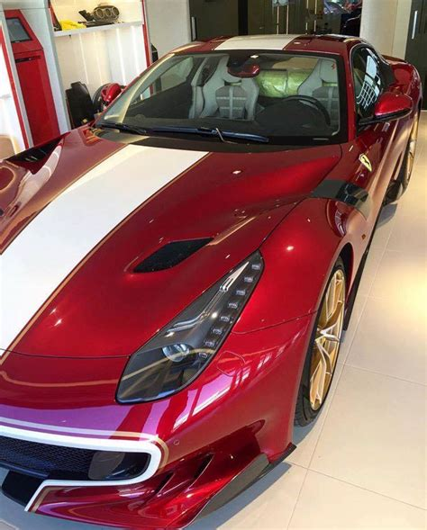who owns pagani horacio pagani owns a particularly stunning f12tdf