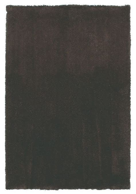 bliss shag bliss espresso shag 84 quot x 60 quot rug from kas rugs coleman