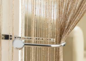 Xmas Shower Curtains Glitter String Curtain For Doors Amp Windows Great