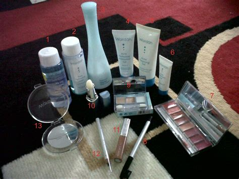 Harga Satu Set Make Up Merk Makeover just a simple sedikit review skincare kosmetik wardah