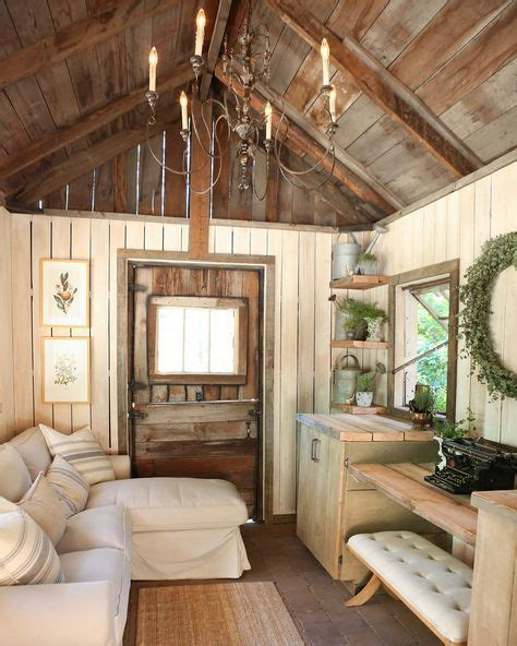 pin  cindy witt  living rooms living   shed shed