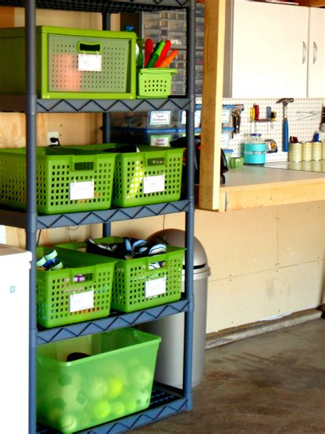 garage toy storage iheart organizing may featured space outdoors tubs of toys