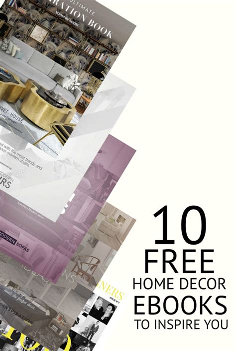 home design ebook download 10 free home decor ebooks that will give you major inspiration