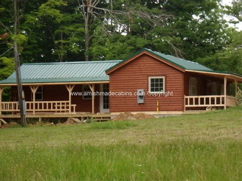 Amish Log Cabins by Amish Cabin Kits Studio Design Gallery Best Design