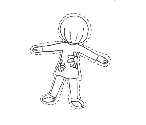 free printable flat stanley template 45 flat stanley templates free creative template