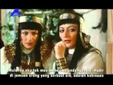 video film nabi musa as film nabi yusuf as zulaikha vs yusuf 7 youtube