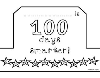 100th day of school crown template 100 days smarter crown template creativehobby store