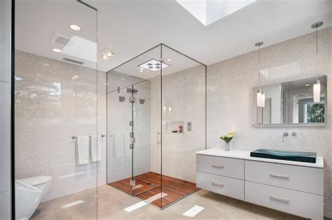split level bathroom wilmette split level adds penthouse contemporary