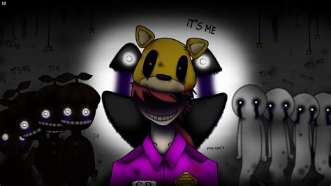 it s me or the fnaf2 guess who it s me by clemdoudou on deviantart