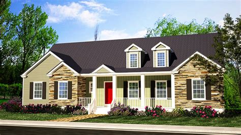 one story floor plans custom home builders in nc value