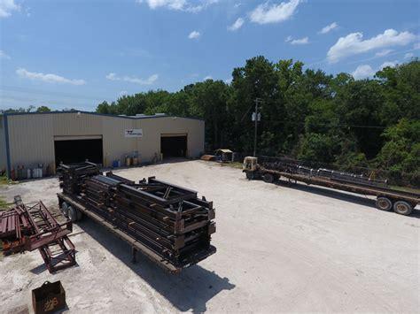 Steel Houston Tx - falcon steel fabrication houston