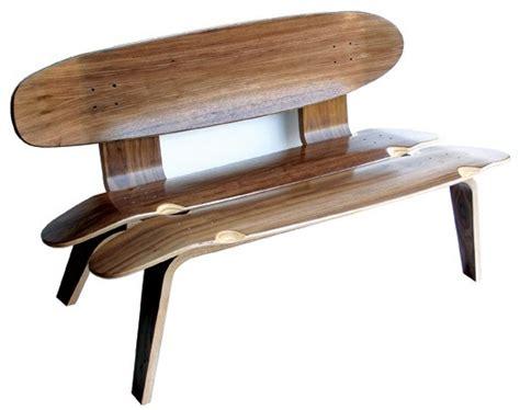skateboard furniture furniture made from skateboards