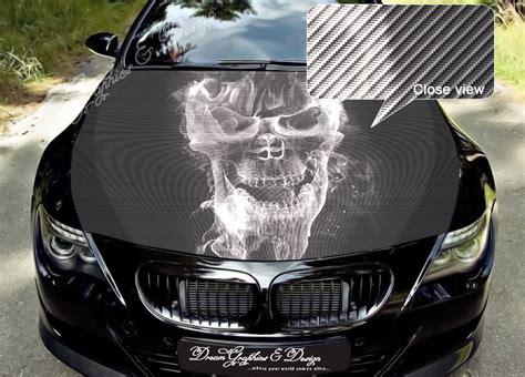 Hulk Aufkleber Motorhaube by Skull Full Color Graphics Adhesive Vinyl Sticker Fit Any