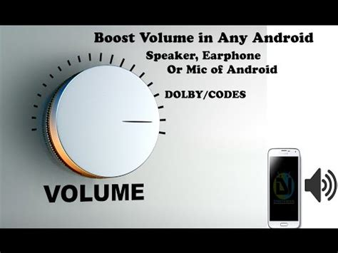how to increase volume on android how to increase volume on any android phone 100 working doovi