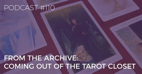 12 Tips On Coming Out Of The Closet by Btp110 From The Archive Coming Out Of The Tarot Closet