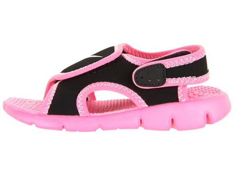 nike sunray toddler sandals nike sunray adjust 4 infant toddler zappos