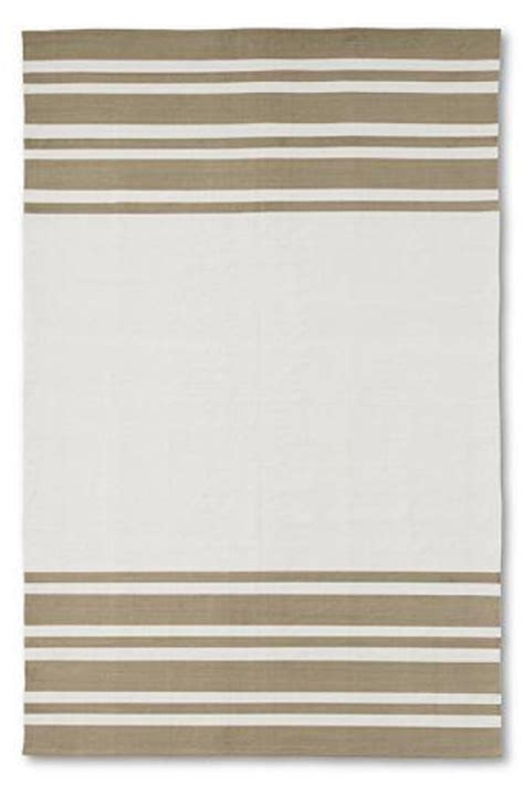 Lands End Rugs by Nautical Stripe Throw Rug From Lands End
