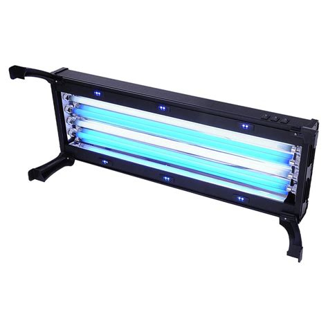 T5 Lighting Fixtures For Aquariums 24 Quot Fluorescent Actinic T5 Ho Aquarium Light Fixture 24w X Marine Led 96w 144w Martlocal