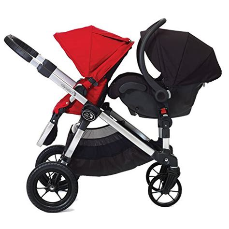 baby jogger city select second seat baby jogger city select second seat adaptors stroller grey