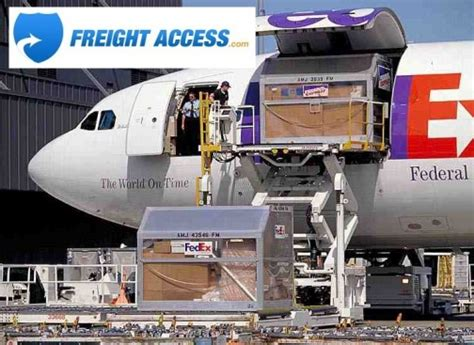 freight shipments surge 11 in 2010 for small parcel carrier fedex brad hollister prlog