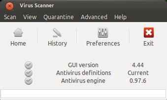 tutorial clamav ubuntu clamav for ubuntu ubuntu free