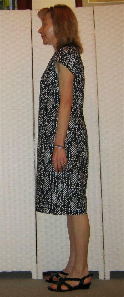 dress pattern design natalie bray sarahlizsewstyle fitting new look 6095