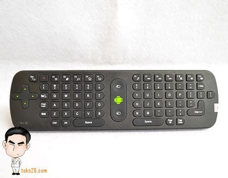 Keyboard Wireless Surabaya keyboard mini android dilengkapi dengan air mouse usb
