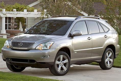 lexus car 2006 2006 lexus rx 330 overview cars com