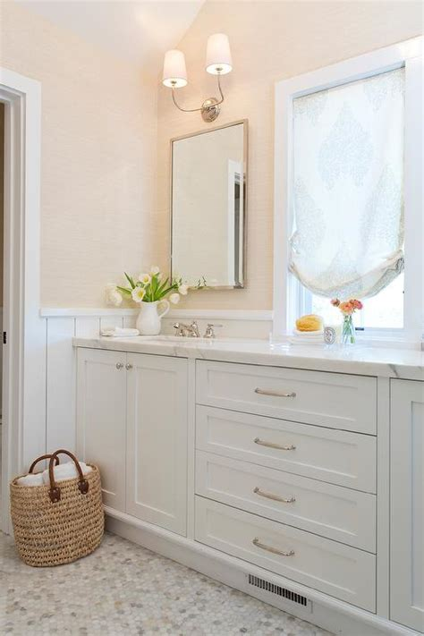 peach bathroom ideas white and cream bathroom design transitional bathroom