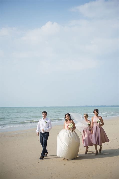 top 10 wedding destinations uk beautiful destination wedding in thailand with floral gown