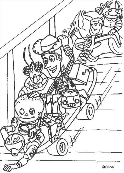 coloring pages story book toy story 25 coloring pages hellokids com