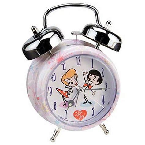 i bell alarm clock vandor i clocks at entertainment earth