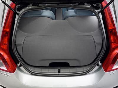 Cover C30 genuine volvo c30 luggage compartment cover black