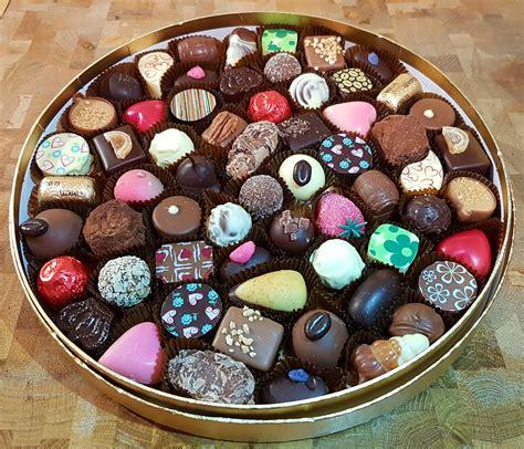 Handmade Monday Oxford bespoke selection boxes chocolate oxford