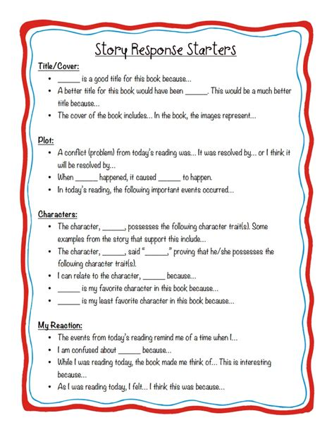 Sentence Of A Book Report by 18 Best Images About Middle School Book Reports On Reading Response Comprehension