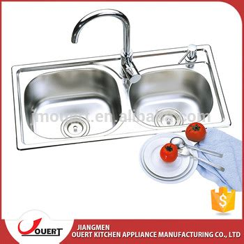 stainless steel sink wholesale single bowl stainless steel