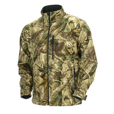 tecl wood functional soft shell camouflage jacket