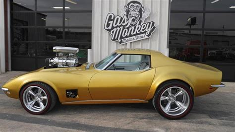 Arm Nissan Datsun Go Ori 1buah fast n loud s 1968 wheels corvette to be offered at barrett jackson corvette sales news