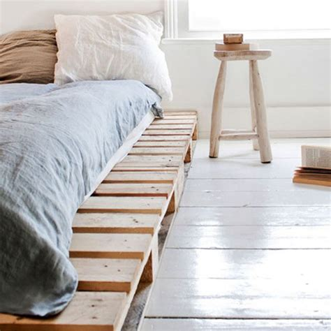 shipping pallet bed bed platform made from shipping pallets for house