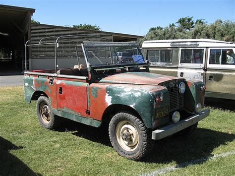 1960 land rover 88 quot basic series ii all car s