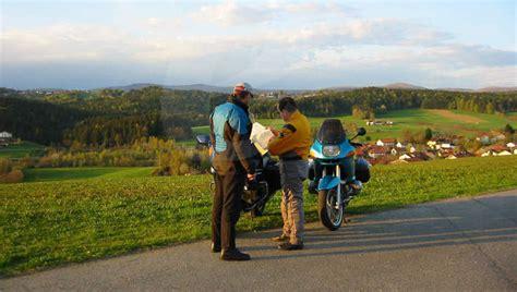 Motorradverleih Zwiesel biker touren in der region bayerischer wald bikerrouten