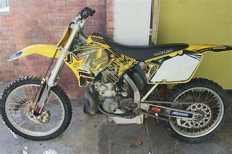 2001 Suzuki Rm250 by Buy 2001 Suzuki Dirt Bike Rm250 Racing Bike On 2040 Motos