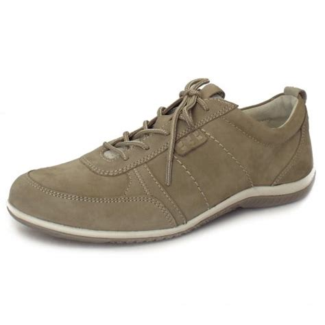 gabor comfort range gabor shoes game ladies casual lace up sneaker mozimo