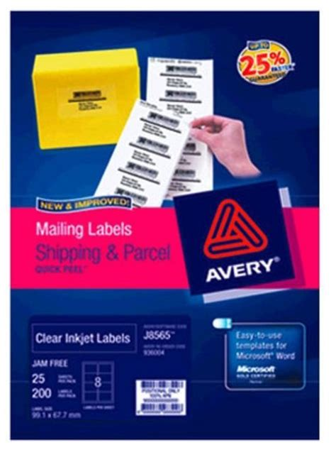 99 1 x 67 7 mm label template ok office school bulk stationery supplies sydney brisbane