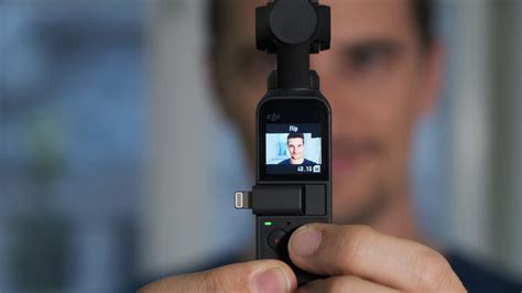 dji osmo pocket review on a tool for