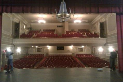 croswell opera house looking up at balcony from floor best place to see a