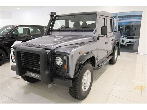 land rover truck 2016 land rover defender 2016 110 2 2 in selangor manual